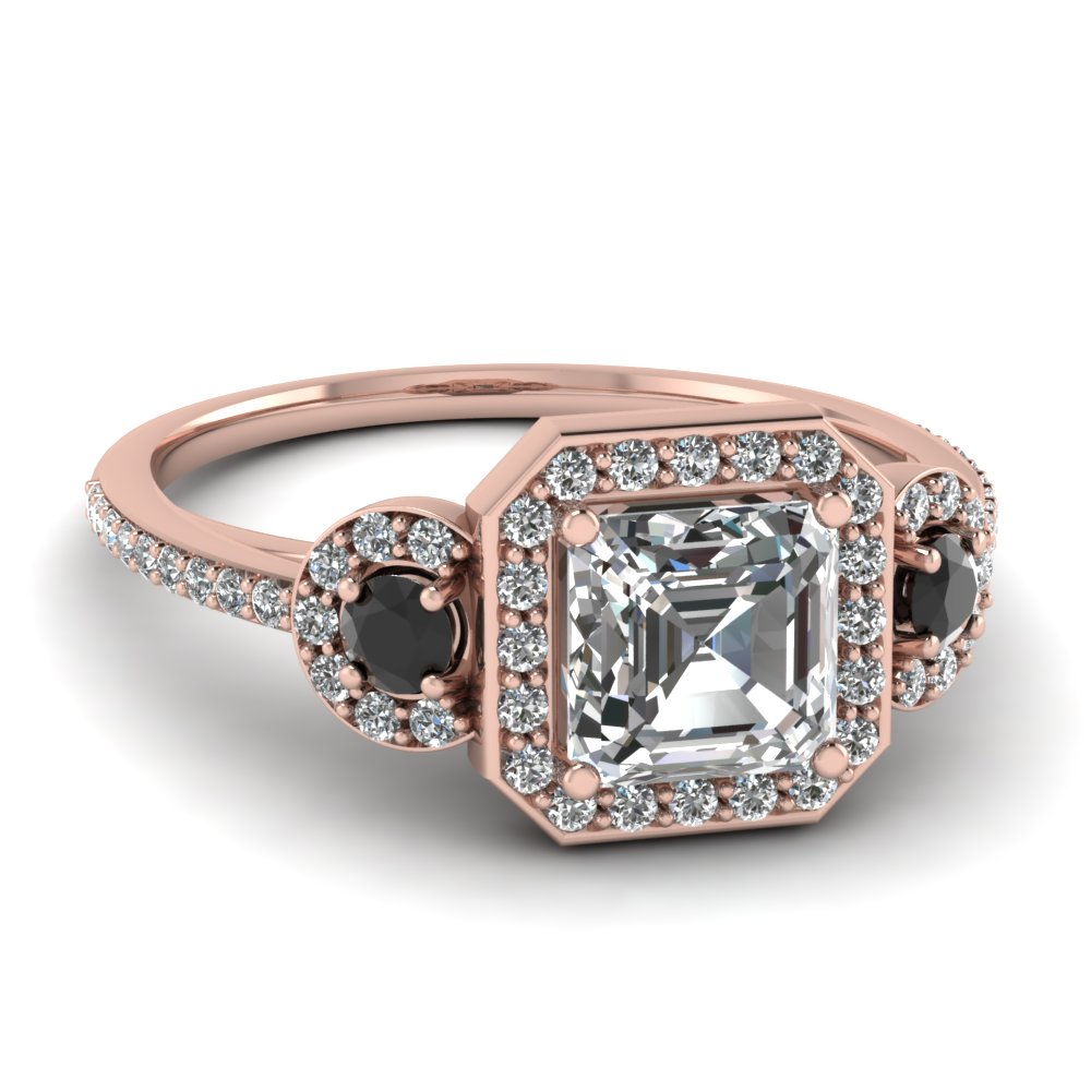 20 Styles Square Engagement Rings That e Can Never Resist