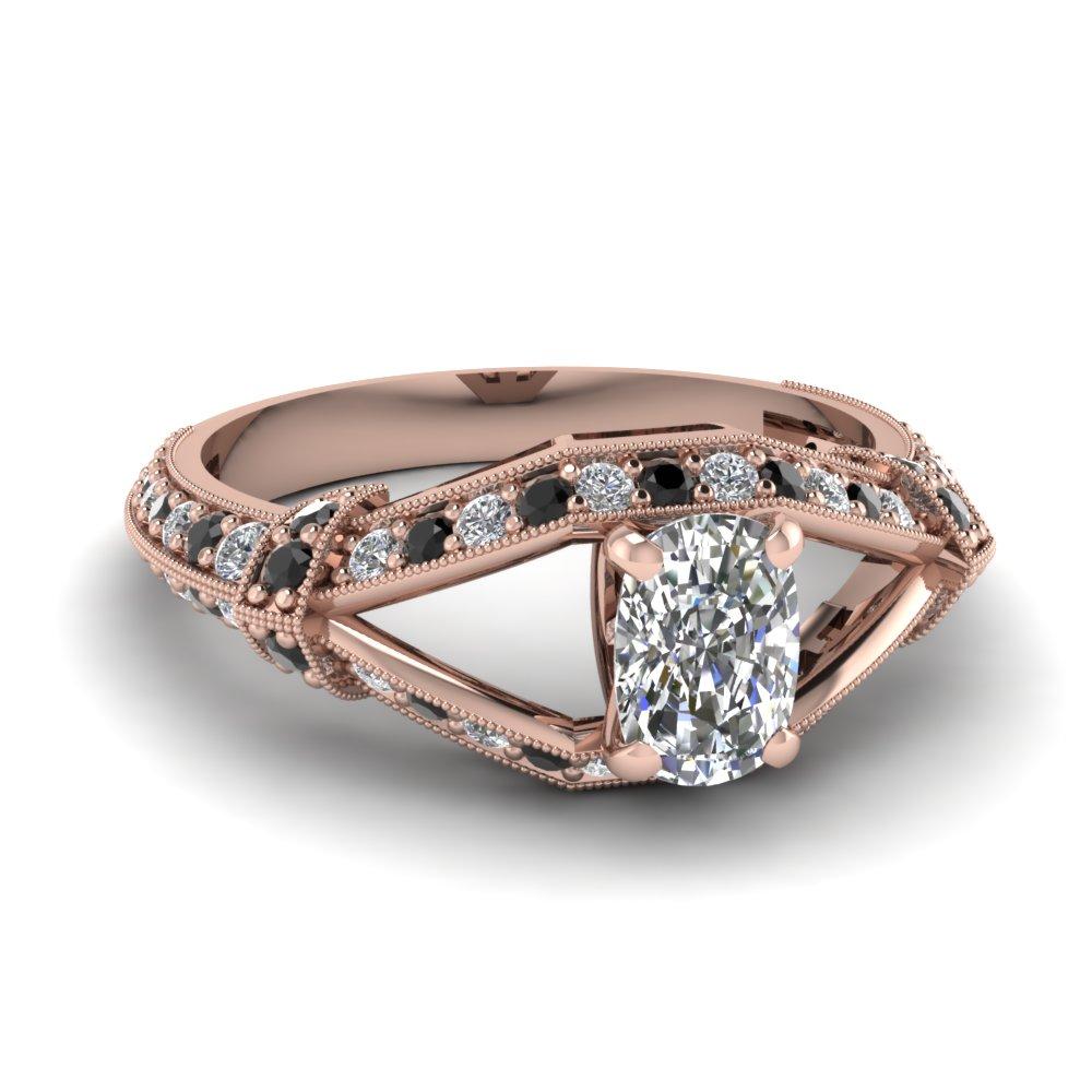 Split Vintage Ring