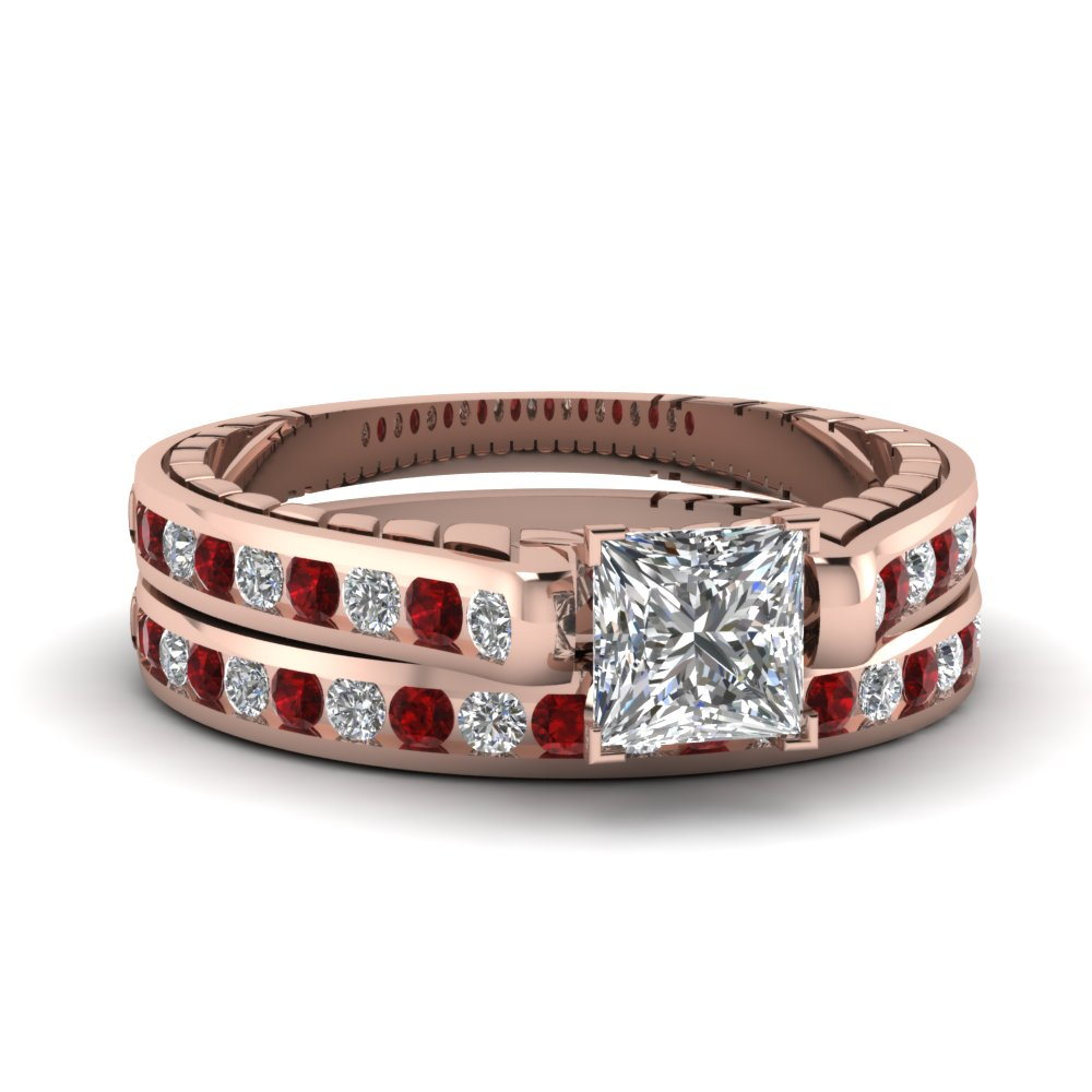 Cathedral Finesse Set Fascinating Diamonds