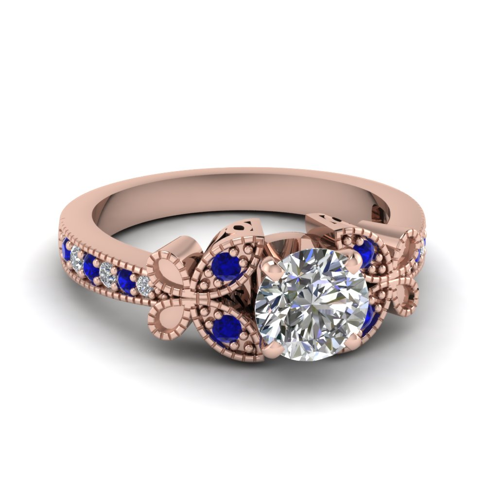 Sapphire Wedding Bands White Gold 36 Vintage Affordable sapphire wedding rings