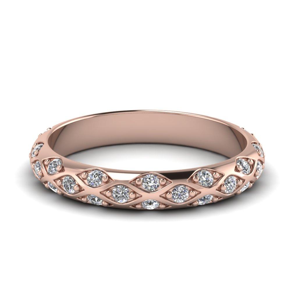 Diamond Anniversary Bands | Fascinating Diamonds