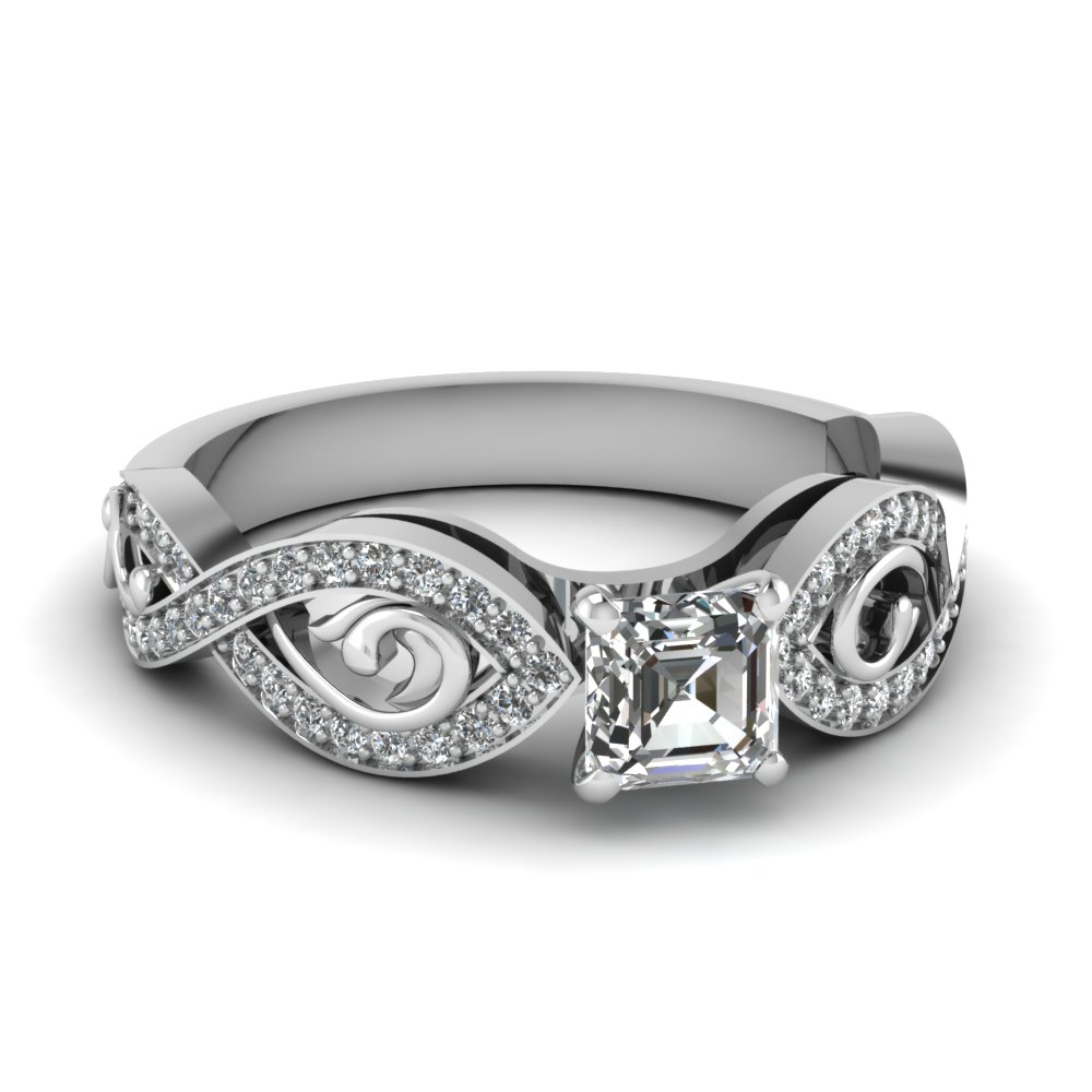 white-gold-asscher-white-diamond-engagement-wedding-ring-in-pave-set-FD121973ASR-NL-WG