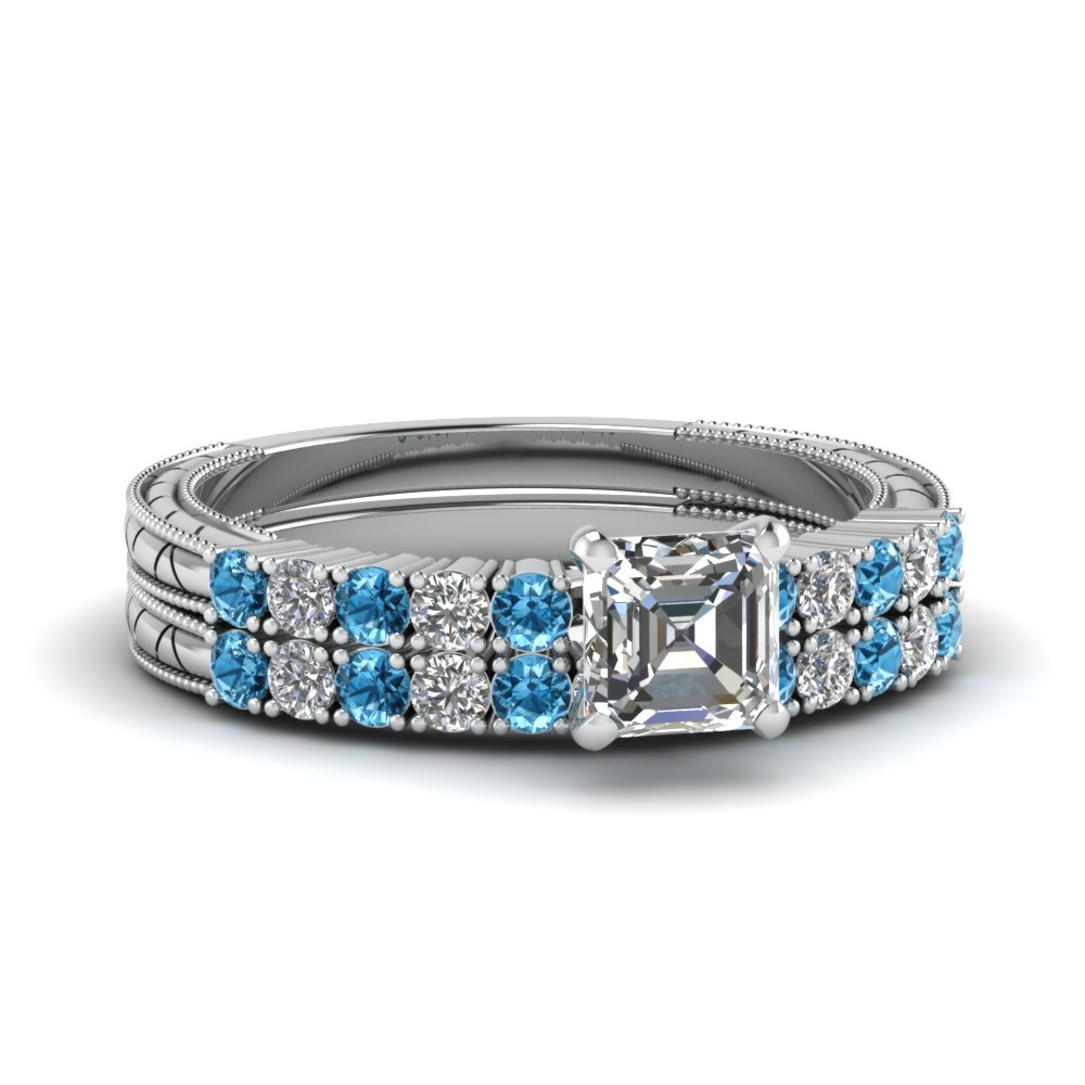 elegance set fascinating diamonds
