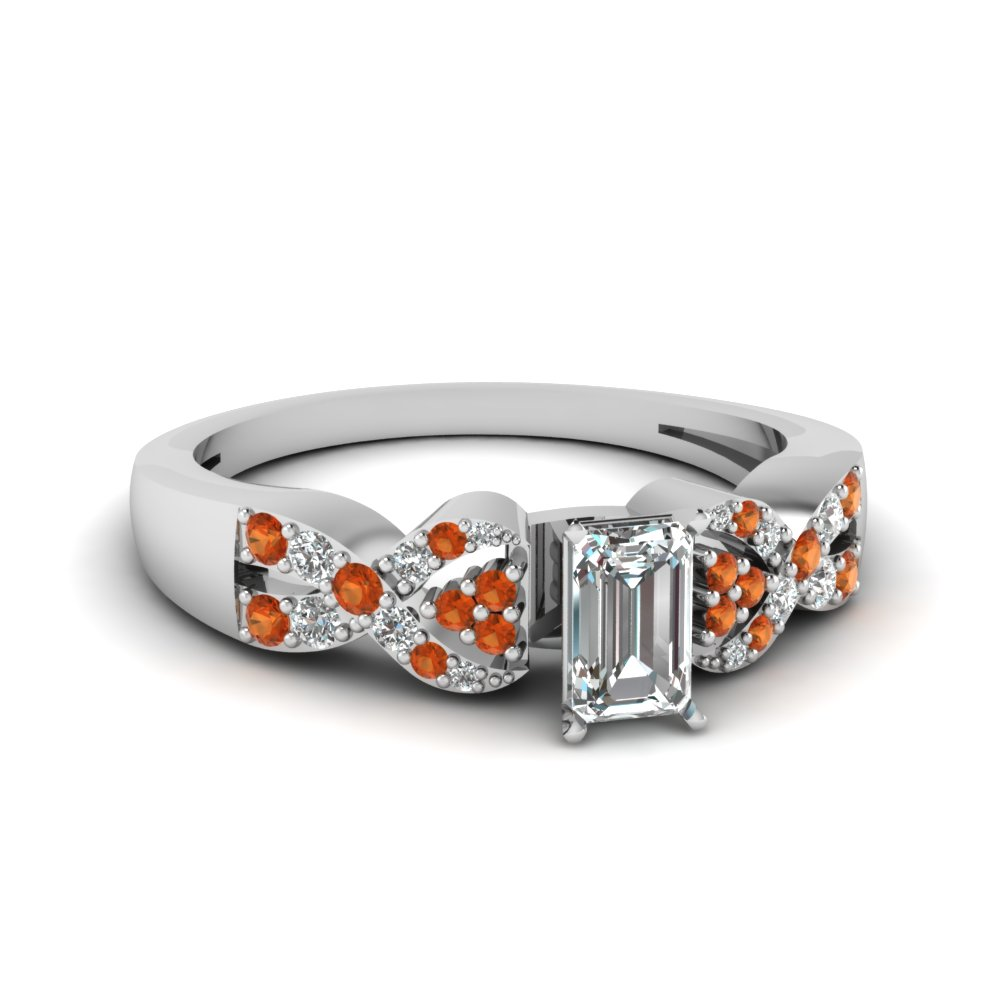 white-gold-emerald-white-diamond-engagement-wedding-ring-with-orange-sapphire-in-prong-set-FDENS3008EMRGSAOR-NL-WG-30