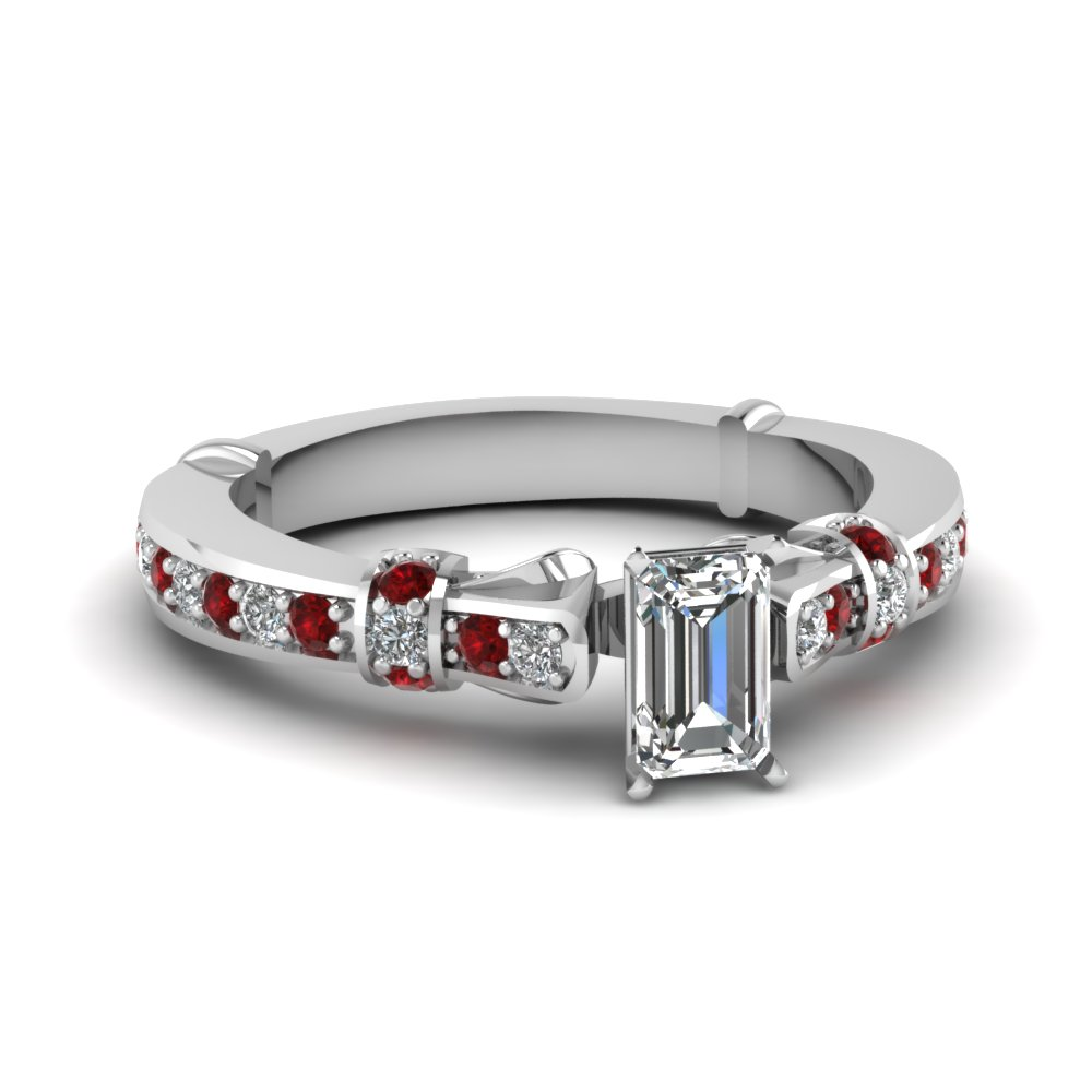 white-gold-emerald-white-diamond-engagement-wedding-ring-with-red-ruby-in-pave-set-FDENS3318EMRGRUDR-NL-WG
