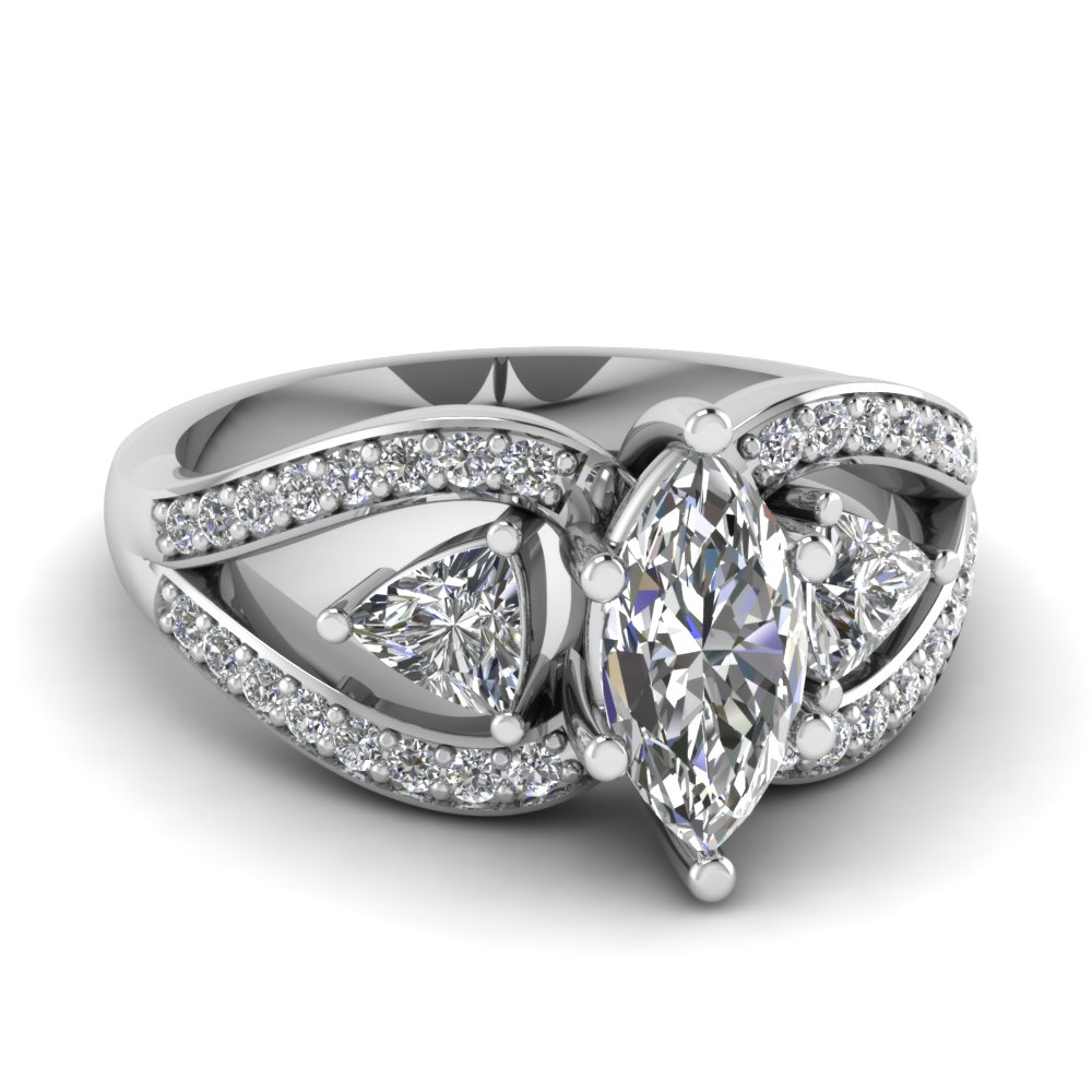 Butterfly Trillion Ring