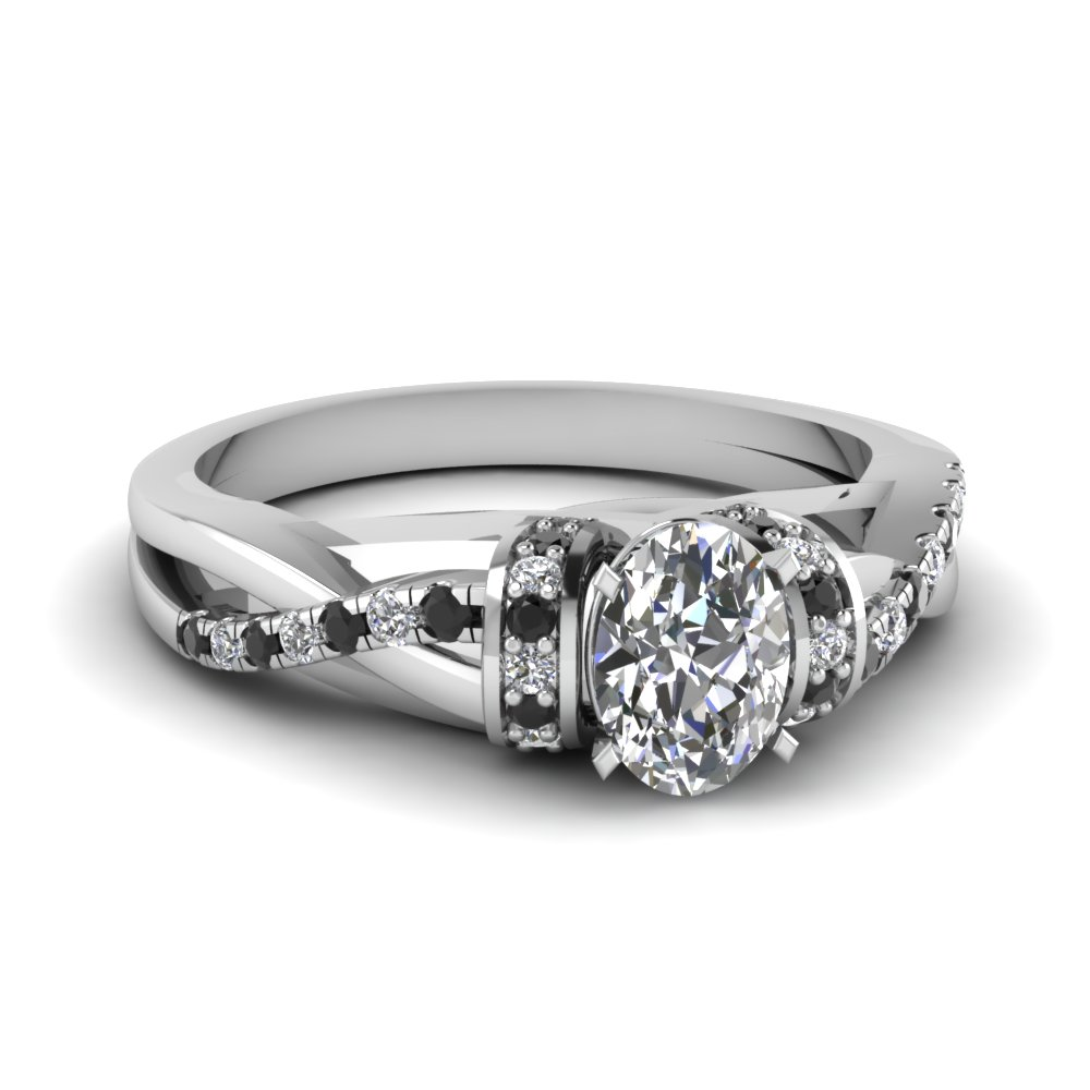 Buy Stunning Platinum Engagement Rings | Fascinating Diamonds