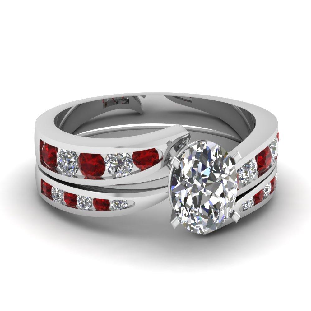 Tapered Twist Set Fascinating Diamonds