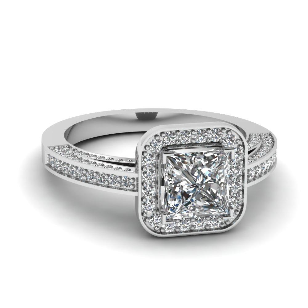 Wedding Band Series: Fascinating Diamonds