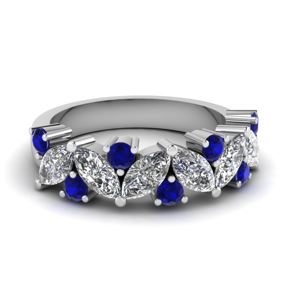 marquise wedding ring fascinating diamonds