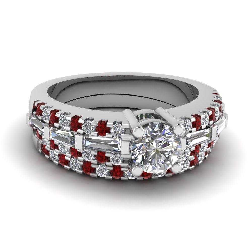 Multirow Sparkle Set Fascinating Diamonds