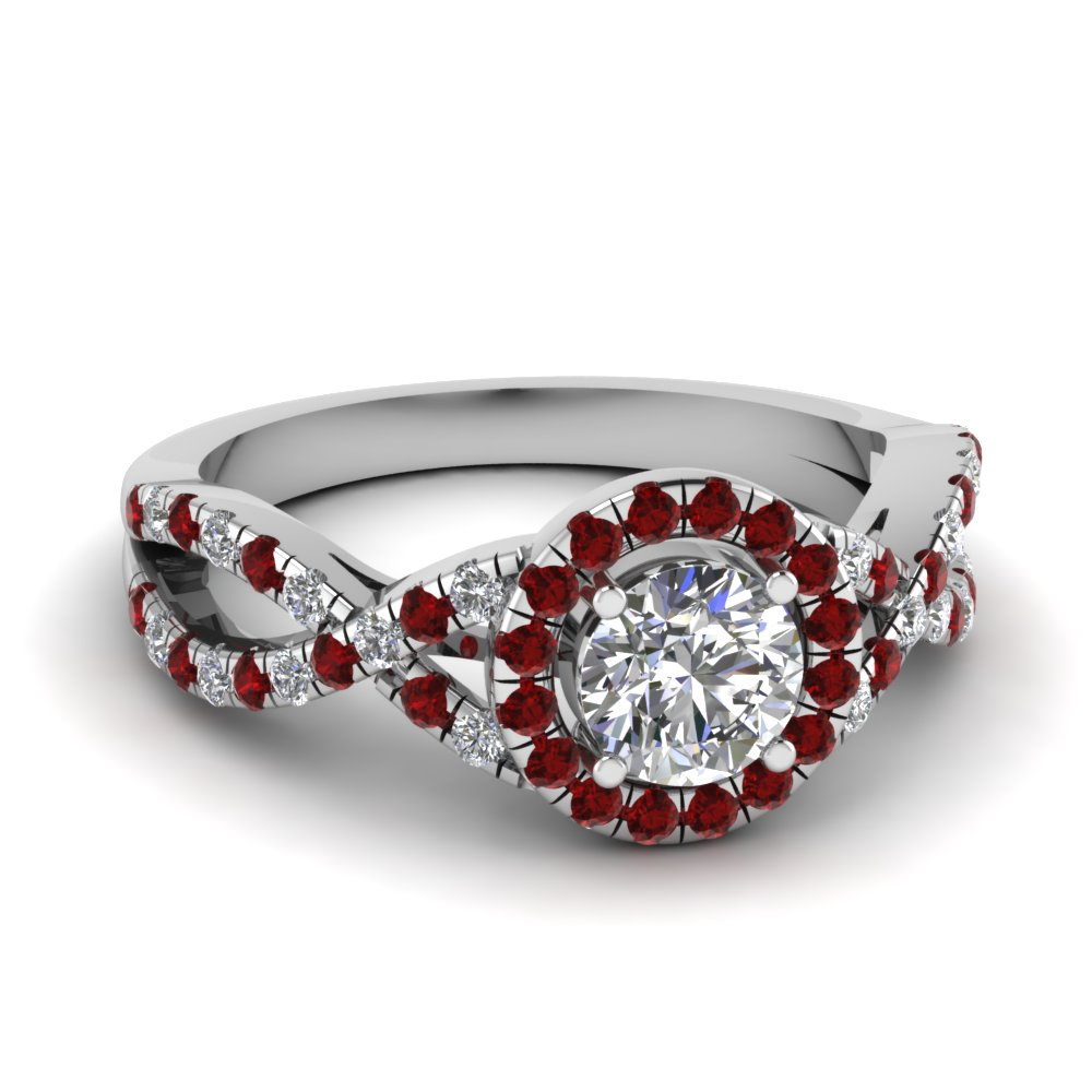 Buy Customized Diamond Engagement Rings