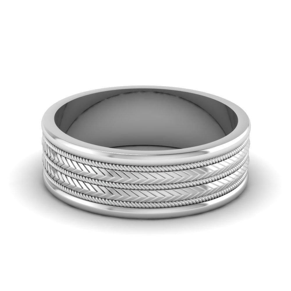 white-gold-zippered-design-mens-wedding-band-FDHM166B-NL-WG