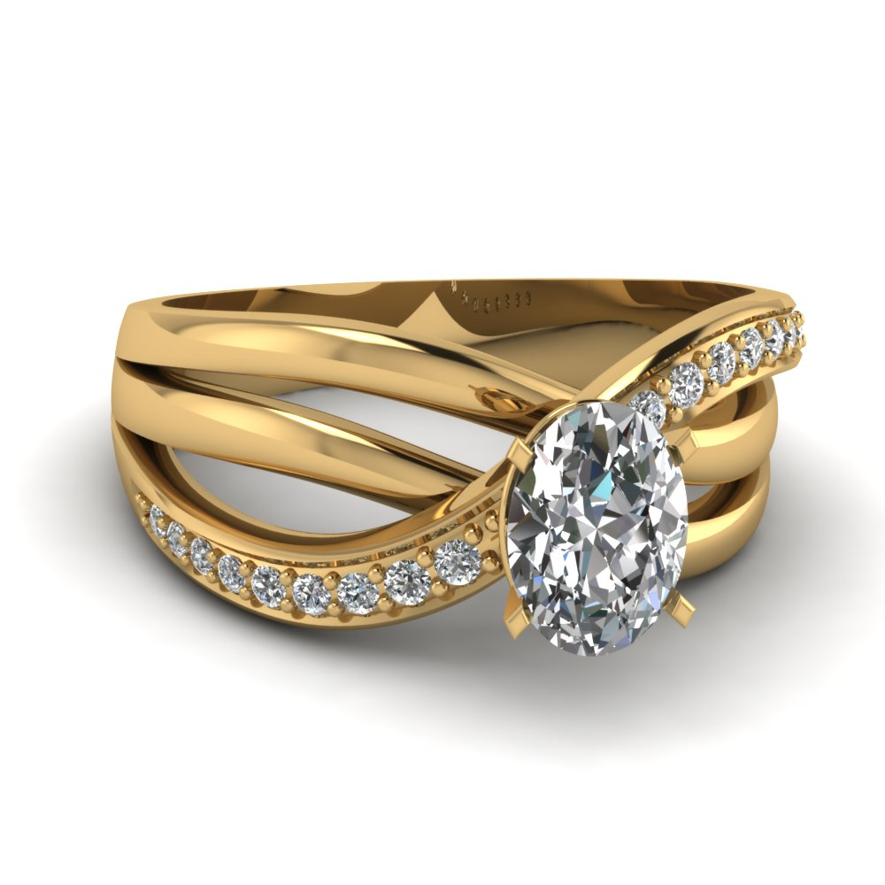 yellow-gold-oval-white-diamond-engagement-wedding-ring-in-pave-set-FD67814OVR-NL-YG